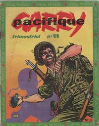 Cover Thumbnail for Garry Pacifique (Impéria, 1953 series) #11