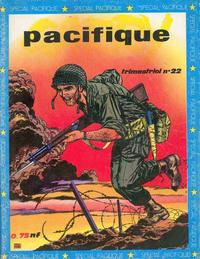 Cover Thumbnail for Garry Pacifique (Impéria, 1953 series) #22
