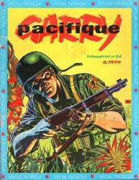 Cover Thumbnail for Garry Pacifique (Impéria, 1953 series) #24