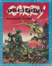 Cover Thumbnail for Garry Pacifique (Impéria, 1953 series) #10