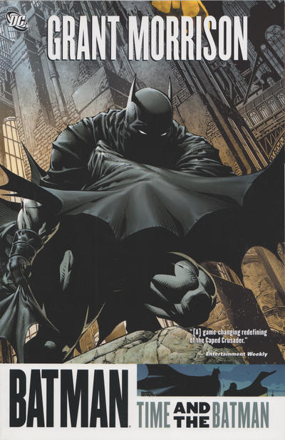 Cover for Batman: Time and the Batman (DC, 2012 series)