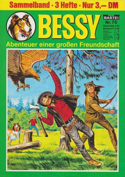 Cover for Bessy Sammelband (Bastei Verlag, 1966 ? series) #75
