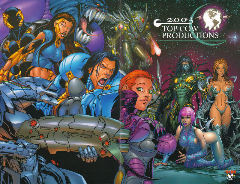 Cover for 2003 Top Cow Productions (Top Cow Productions, 2003 series)