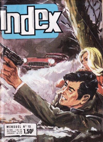 Cover for Index (Impéria, 1972 series) #10