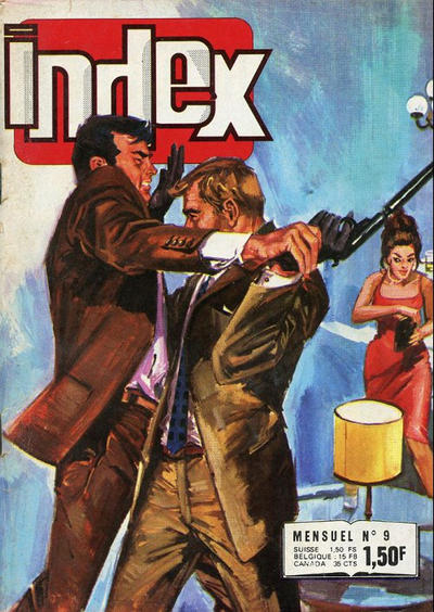 Cover for Index (Impéria, 1972 series) #9