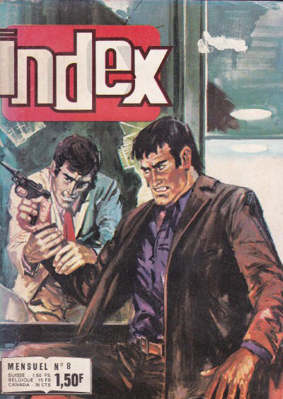 Cover for Index (Impéria, 1972 series) #8