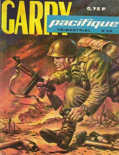 Cover for Garry Pacifique (Impéria, 1953 series) #32
