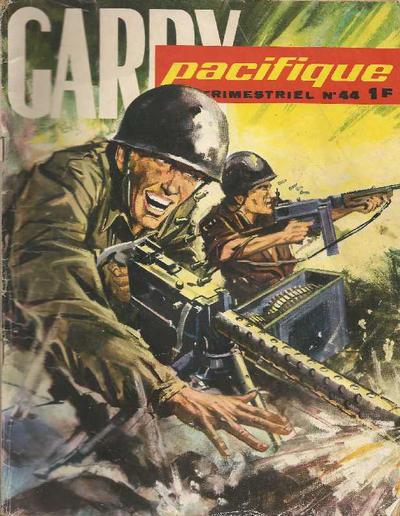 Cover for Garry Pacifique (Impéria, 1953 series) #44