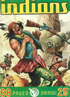 Cover for Indians (Impéria, 1957 series) #3