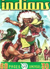 Cover for Indians (Impéria, 1957 series) #30