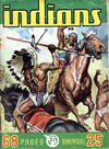 Cover for Indians (Impéria, 1957 series) #21