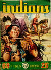 Cover for Indians (Impéria, 1957 series) #12