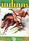 Cover for Indians (Impéria, 1957 series) #17