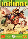 Cover for Indians (Impéria, 1957 series) #6