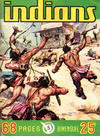 Cover for Indians (Impéria, 1957 series) #5