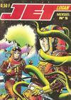 Cover for Jet Logan (Impéria, 1968 series) #5
