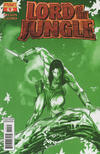 "Cover for Lord of the Jungle (Dynamite Entertainment, 2012 series) #4 [""Jungle Green"" Retailer Incentive Cover]"