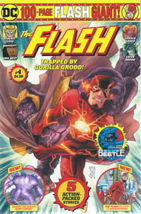 Cover Thumbnail for The Flash Giant (DC, 2019 series) #4 [Mass Market Edition]