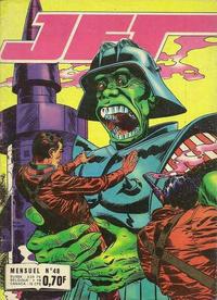 Cover Thumbnail for Jet (Impéria, 1971 series) #48