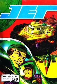 Cover Thumbnail for Jet (Impéria, 1971 series) #47