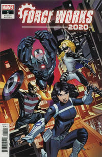 Cover Thumbnail for 2020 Force Works (Marvel, 2020 series) #1 [Mike McKone]