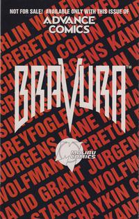 Cover Thumbnail for Bravura Preview Book (Malibu, 1993 series) #1