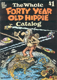 Cover Thumbnail for The Whole Forty Year Old Hippie Catalog (Rip Off Press, 1978 series)