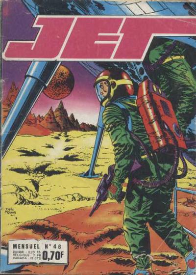 Cover for Jet (Impéria, 1971 series) #46