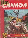 Cover for Jim Canada (Impéria, 1958 series) #102