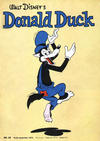 Cover for Donald Duck (Oberon, 1972 series) #38/1972