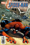 Cover for Spectacular Spider-Man (Marvel, 2003 series) #3 [Direct Edition]