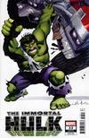 Cover Thumbnail for Immortal Hulk (2018 series) #33 [Walter Simonson 'Hidden Gem']