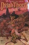 Cover for Dejah Thoris (Dynamite Entertainment, 2019 series) #3 [FOC Cover Roberto Castro]