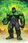 Cover Thumbnail for Immortal Hulk (2018 series) #20 [Aspen Comics / SDCC Exclusive Dale Keown Virgin Art (Green Hulk)]