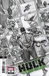 Cover Thumbnail for Immortal Hulk (2018 series) #21 [Third Printing - Alex Ross]