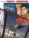 "Cover for ""Classic"" Tanguy en Laverdure (Arboris, 2017 series) #1 - De bedreigde Mirage F1"