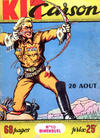 Cover for Kit Carson (Impéria, 1956 series) #10