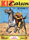 Cover for Kit Carson (Impéria, 1956 series) #18