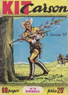Cover for Kit Carson (Impéria, 1956 series) #19