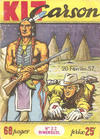 Cover for Kit Carson (Impéria, 1956 series) #22