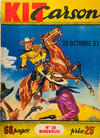 Cover for Kit Carson (Impéria, 1956 series) #38