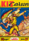 Cover for Kit Carson (Impéria, 1956 series) #44