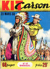 Cover for Kit Carson (Impéria, 1956 series) #48