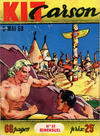 Cover for Kit Carson (Impéria, 1956 series) #51
