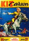 Cover for Kit Carson (Impéria, 1956 series) #54