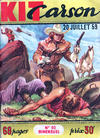 Cover for Kit Carson (Impéria, 1956 series) #80