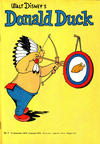 Cover for Donald Duck (Oberon, 1972 series) #1/1973