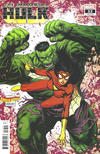 Cover Thumbnail for Immortal Hulk (2018 series) #32 [Patch Zircher 'Spider-Woman']