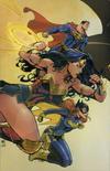 Cover Thumbnail for Batman (2016 series) #50 [4ColorBeast.com Joe Madureira Connecting Cover - Wonder Woman, Superman and Batgirl]