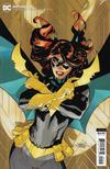 Cover for Batgirl (DC, 2016 series) #44 [Terry Dodson & Rachel Dodson Cardstock Cover]